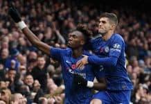 Abraham dan Pulisic Hiasi Kemenangan Chelsea atas Crystal Palace