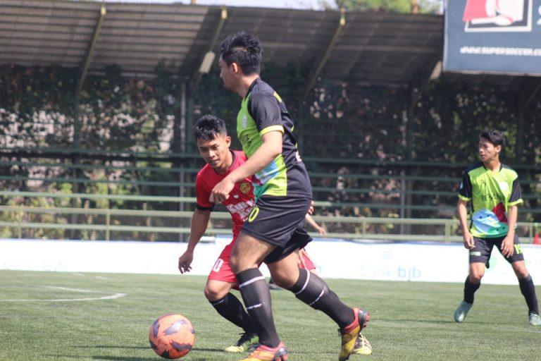 Drama Tujuh Gol, Tatajongan FC Bekuk Blue FC