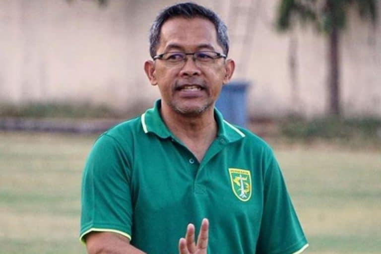 Keinginan Aji Santoso Saat Ditundanya Kompetisi Liga 1