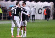 Alasan Sarri Tak Mainkan Dybala, Higuain dan Ronaldo Bebarengan