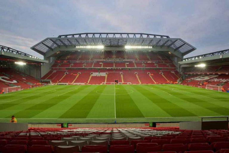 Alasan Liverpool Tambah Kapasitas Anfield