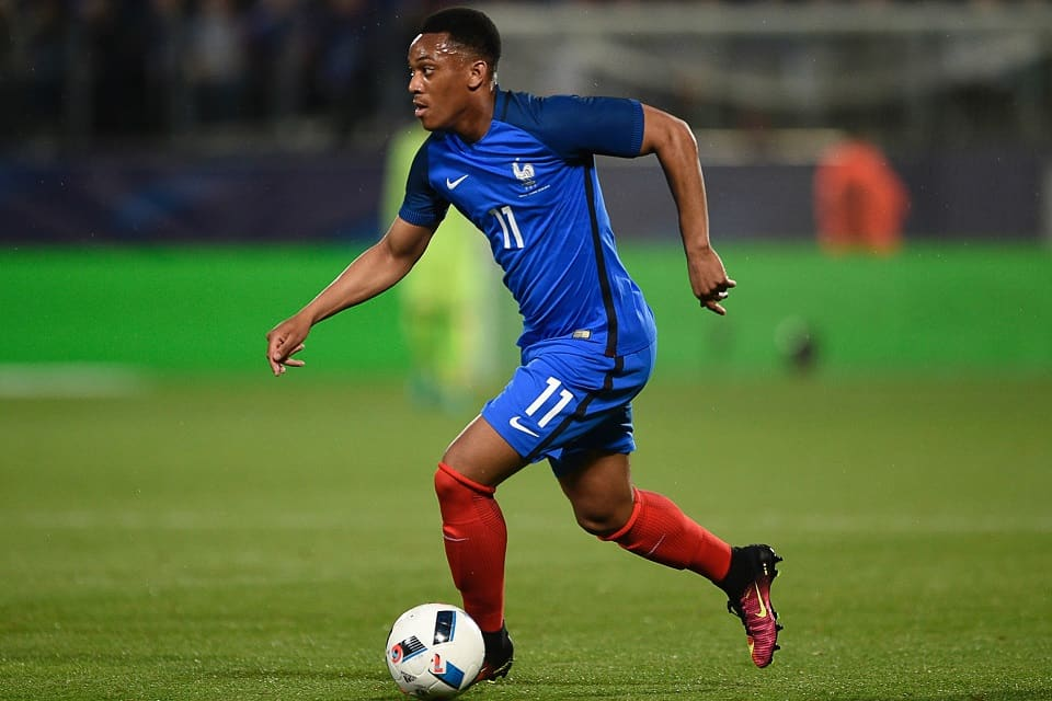 Anthony Martial Prancis