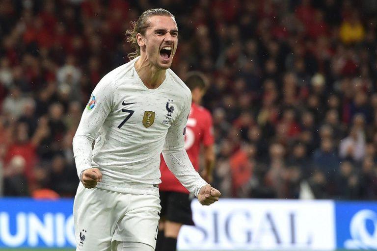 Griezmann Antar Prancis Melaju ke Putaran Final Euro 2020
