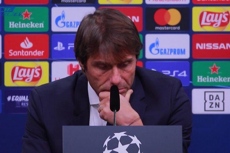 Kalah dari Dortmund, Antonio Conte Lakukan Ini!