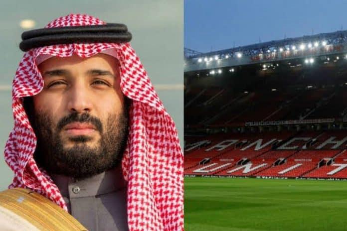 Arab Saudi Manchester United