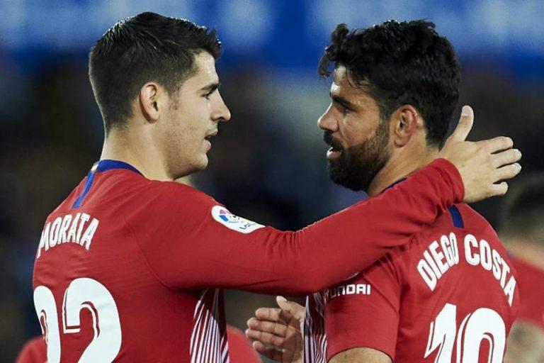 Cedera Lagi, Juru Gedor Atletico Madrid Absen Panjang