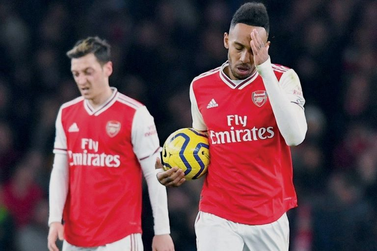 Aubameyang Bahkan Tak Tahu Apa Yang Terjadi dengan Performa Buruk Arsenal