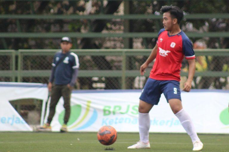Besi Tua FC Pesta Gol di Liga 1