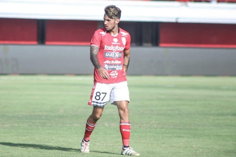 Bali United Curi Poin dari Maguwoharjo
