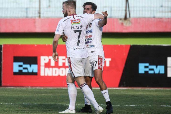 Bali United Sedikit Lagi Jadi Juara Shopee Liga 1