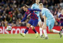 Barcelona Diimbangi Slavia Praha 0-0 Di Camp Nou