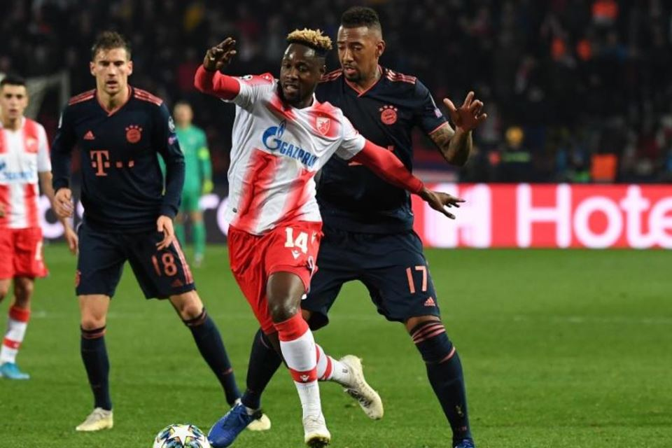 Bayern Hajar Red Star Belgrade 6-0, Lewandowski Quattrick