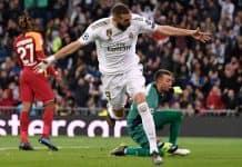 Benzema ke Lyon