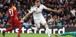 Benzema Sejajar dengan Messi Dalam Cetak Gol di Ajang Liga Champions