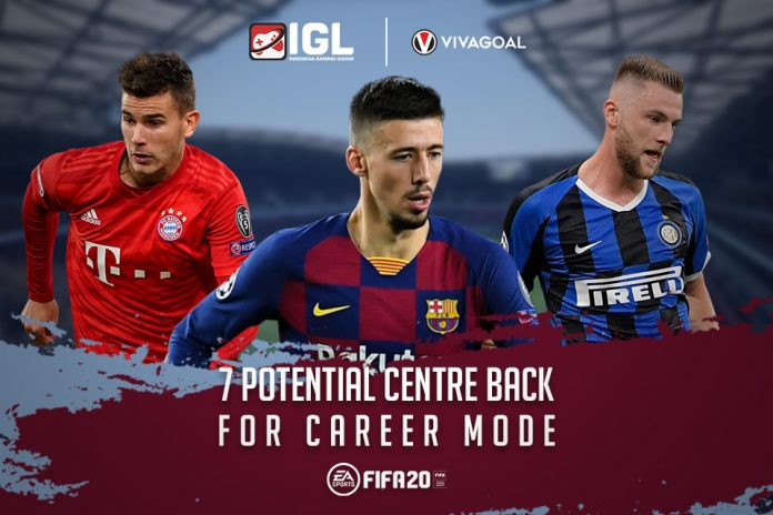 7 Bek Muda Premium di Career Mode FIFA 20