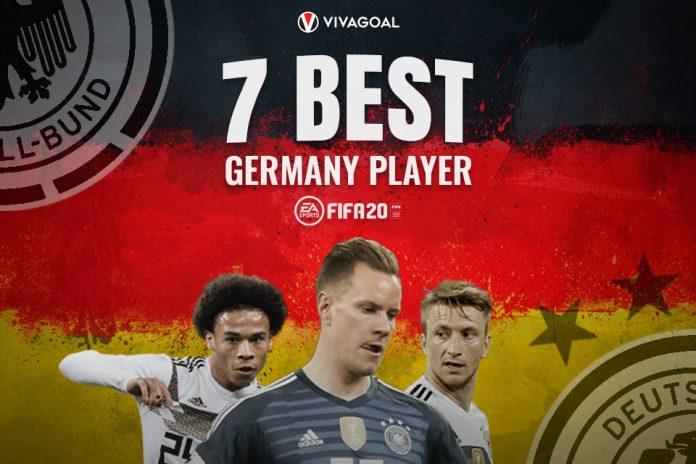 7 Pemain Terbaik Asal Jerman di Career Mode FIFA 20