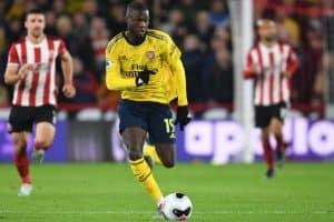 Boga Percaya Pepe Kan Bersinar Bersama Arsenal