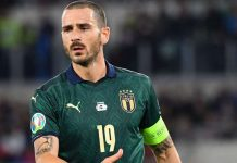 Italia Selalu Menang, Bonucci Targetkan Hal Ini untuk Azzurri