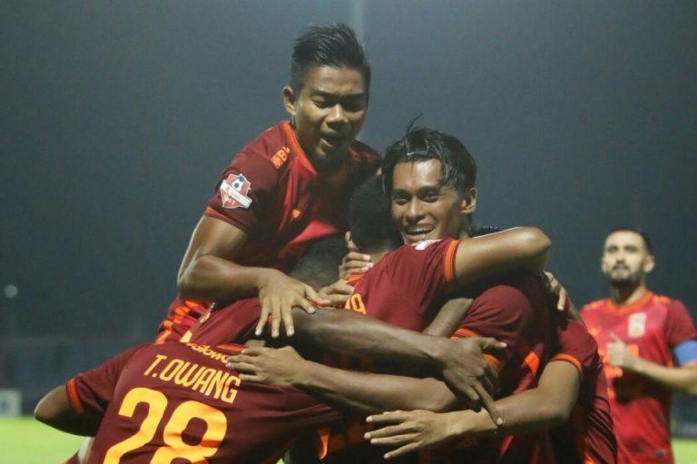 Borneo FC Waspadai Motivasi Persela Tuk Keluar Dari Zona Degradasi