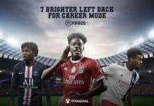 7 Bek Kiri Murah dengan Masa Depan Cerah di Career Mode FIFA 20