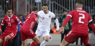 Buruknya Markas Luksemburg Disebut Ronaldo Seperti Kebun Kentang