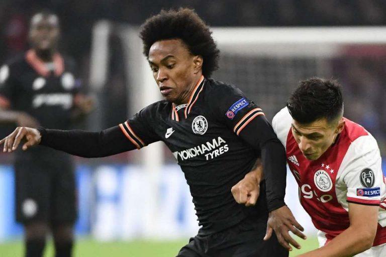 Kontra Chelsea, Ajax Usung Misi Balas Dendam