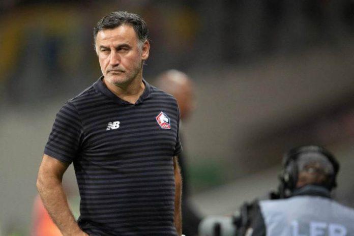 Dua Stafnya Dibajak Mourinho, Pelatih Lille Meradang