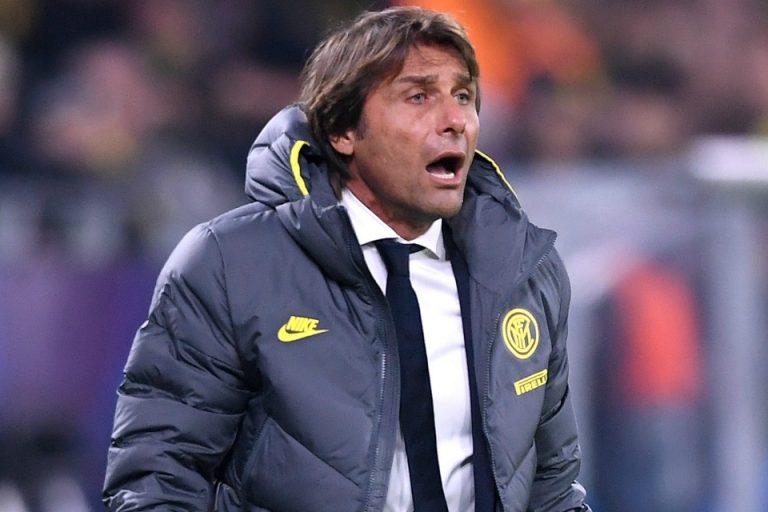 Conte Sesali Kekalahan Inter Atas Dortmund
