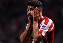 Costa Cedera Hingga Awal Tahun, Atletico Tak Akan Beli Striker Baru