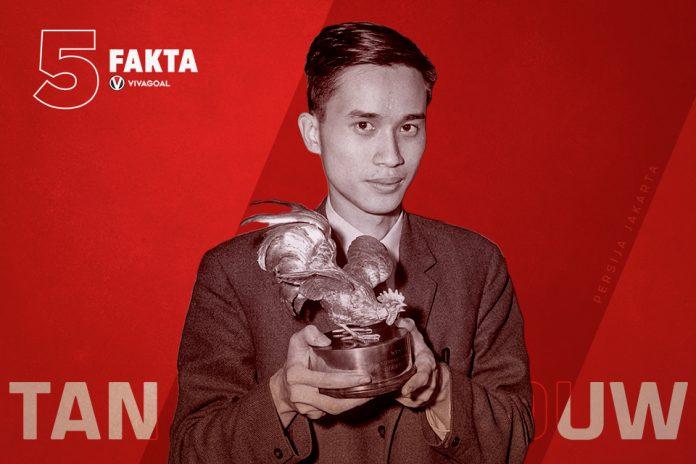 5 Fakta Tan Liong Houw, Legenda Persija Jakarta