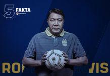 Robby Darwis Legenda Persib Bandung