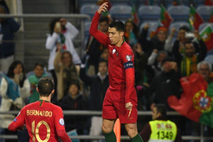 Ronaldo Hattrick
