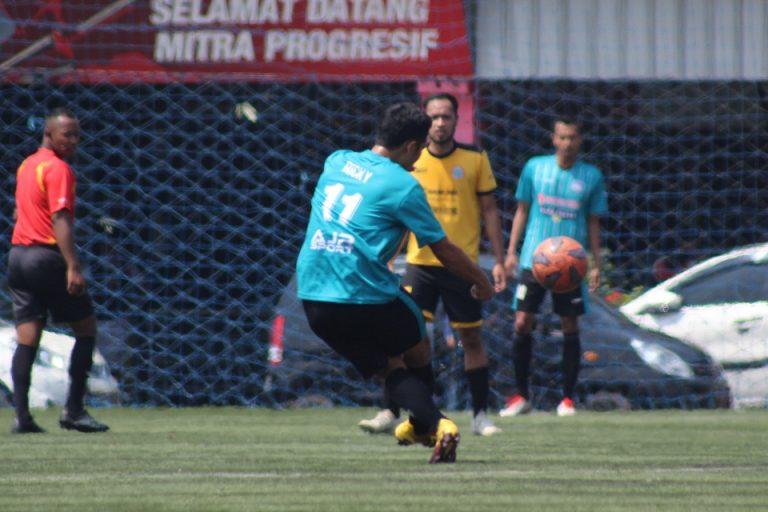 Alpi Jaya Raya Hajar USB FC Tiga Gol Tanpa Balas
