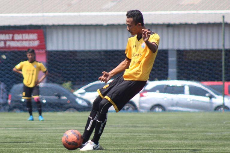 Ditahan Voetbal MR, D Fourty Gagal Jadi Runner Up