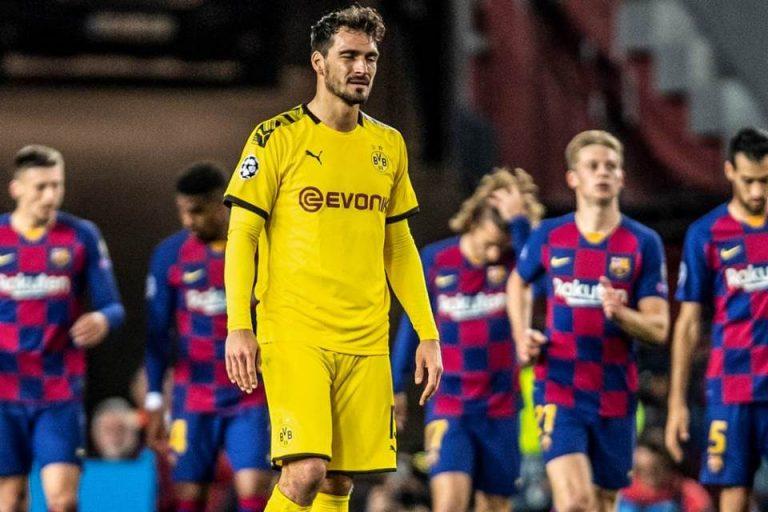 Dibungkam 3-1, Hummels: Messi Pemain Terbaik yang Pernah Saya Lawan
