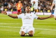 Disebut Sebagai Pengganti Ronaldo, Rodrygo Terlalu Dini