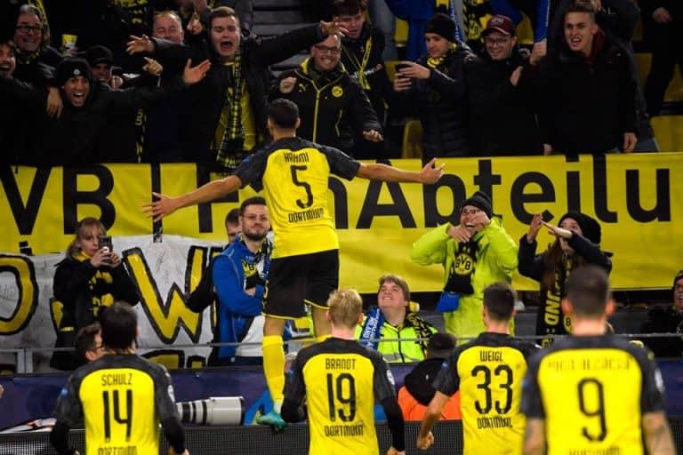 Menang Atas Inter, Dortmund Kirim Peringatan Keras ke Bayern