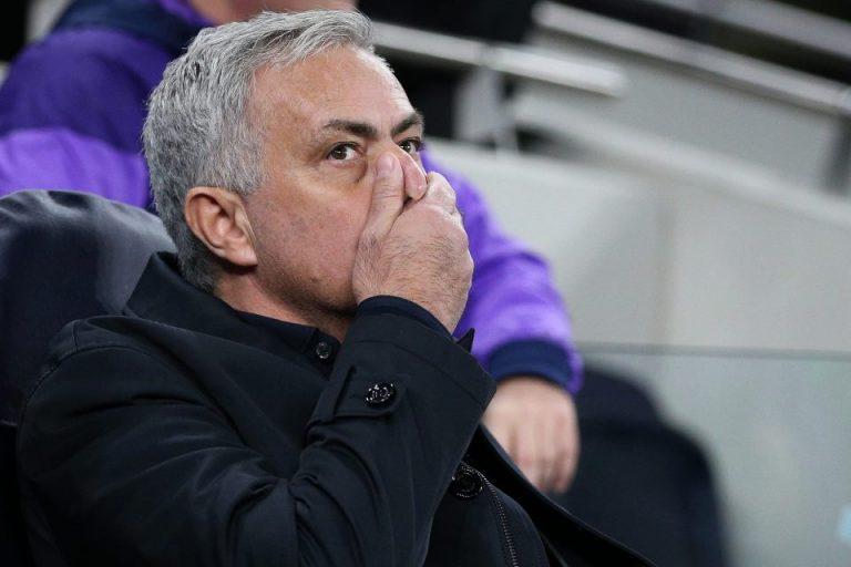Mourinho: Fans Tottenham Tidak Cinta Saya