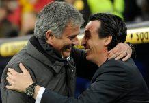 Emery And Mourinho