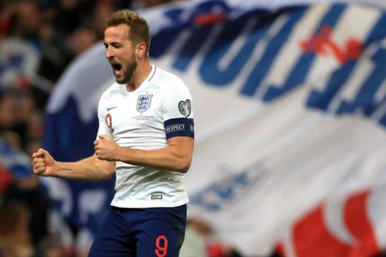Kemenangan Tujuh Gol Warnai Lolosnya Inggris ke Euro 2020