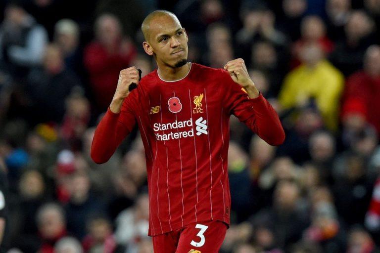 Terungkap! Demi Liverpool, Fabinho Tolak Empat Klub Elit Eropa