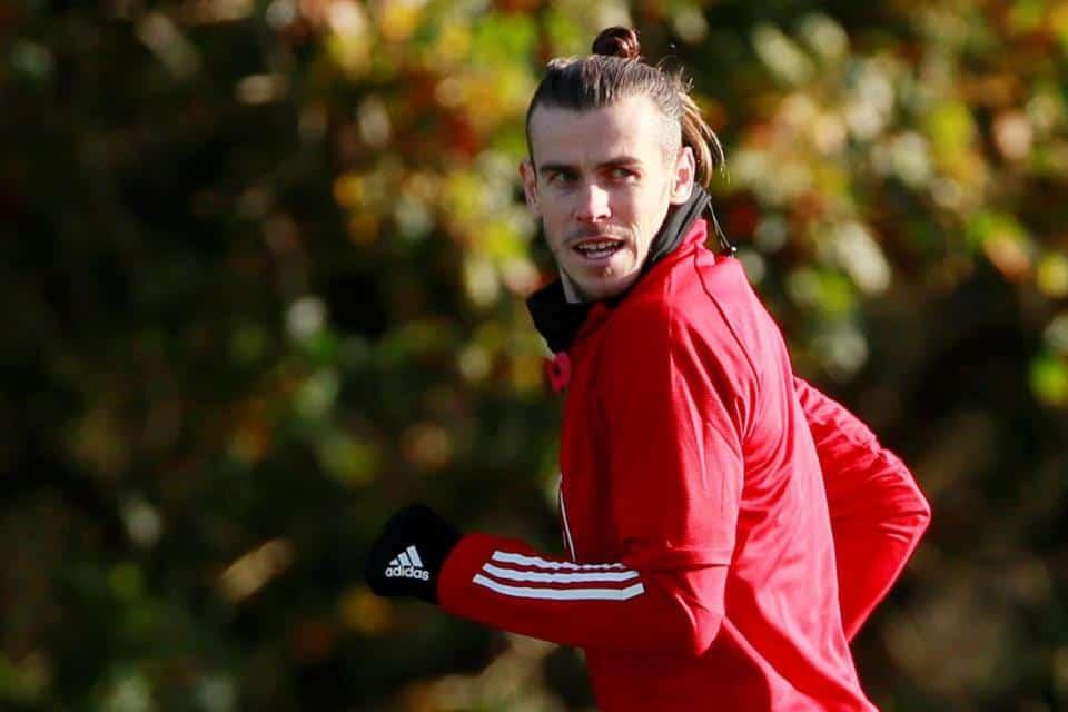 Fit Saat Berlatih Dengan Wales, Zidane Berbohong Soal Bale