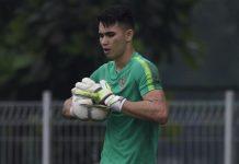 Gagalkan Tiga Tendangan Penalti, Nadeo Layak Jadi Kiper Utama Timnas U-23
