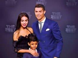 Georgina Rodriguez Pacar Ronaldo