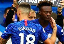 Dortmund Chelsea Giroud