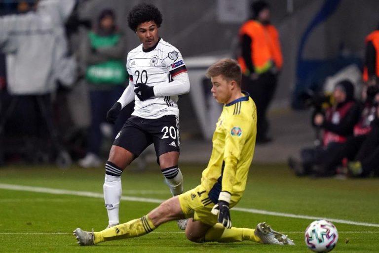 Serge Gnabry Lampaui Rekor Klose di Timnas Jerman