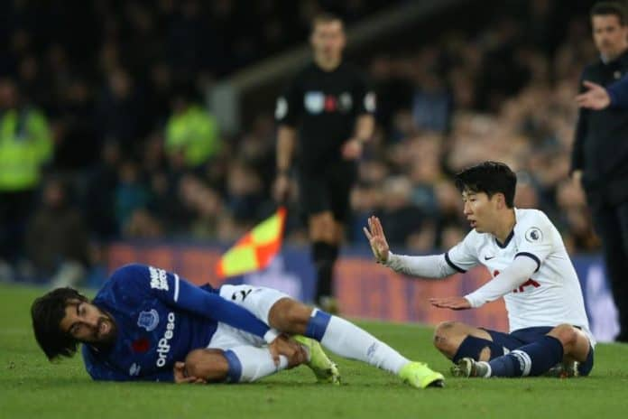 Gomes Cedera Parah, Begini Cara Penyembuhannya