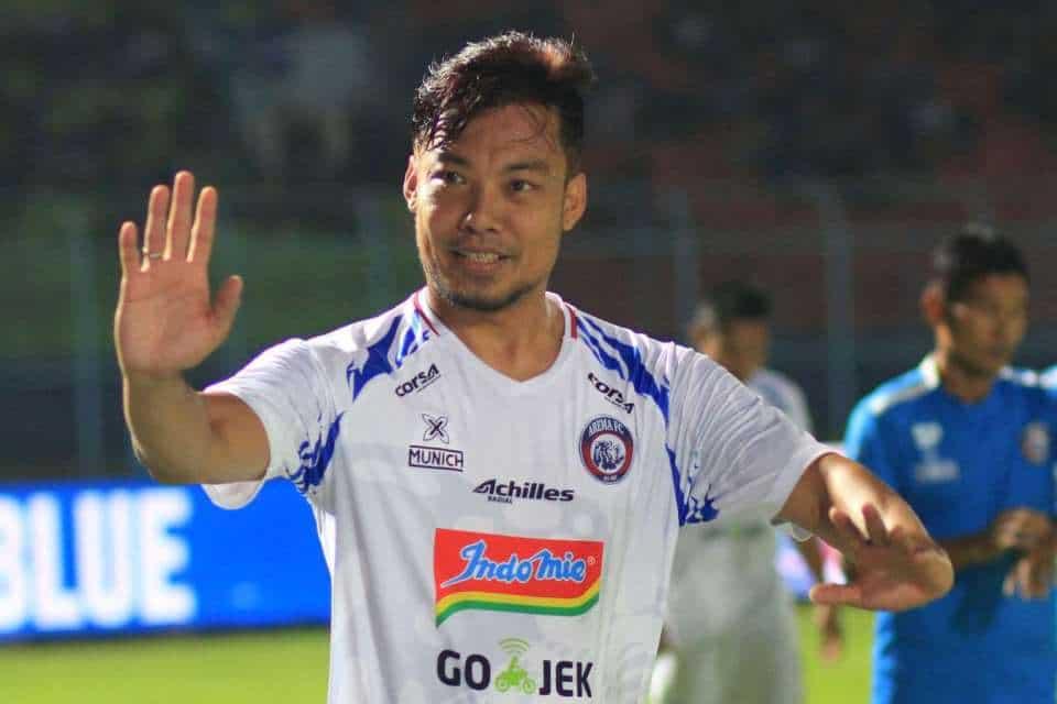 Hamka Hamzah Resmi Gabung Tim Tradisional Liga 1