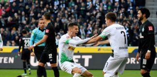Hasil Lengkap Bundesliga Pekan ke-11 Gladbach Berlari Sendirian Di Puncak Klasemen