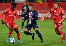 Hasil Lengkap Ligue 1 Prancis Pekan ke-12 20192020